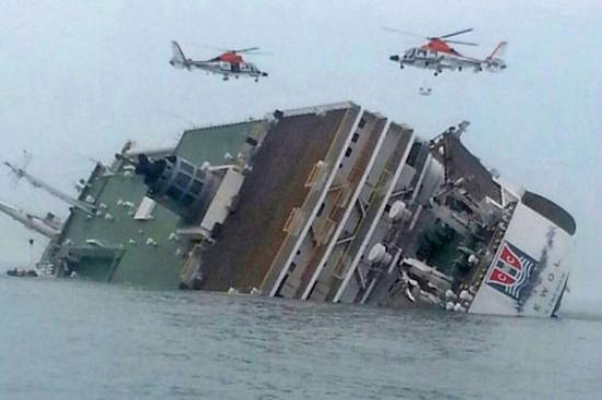 <!--:es-->292 missing, 4 dead in South Korea ferry disaster<!--:-->