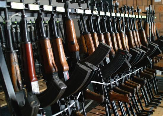 <!--:es-->Hallan almacén de armas secreto de la CIA en Texas<!--:-->