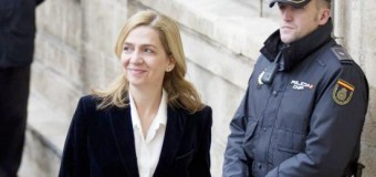 <!--:es-->Spanish princess charged in corruption case<!--:-->