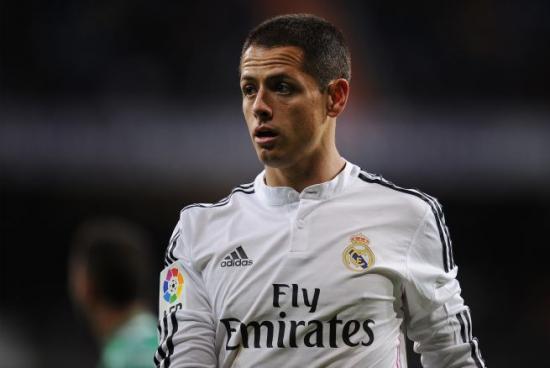 <!--:es-->Javier 'Chicharito' Hernández podría llegar al Milan para la siguiente temporada<!--:-->