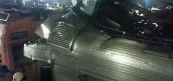 <!--:es-->Investigan causas de accidente de tren en Río de Janeiro<!--:-->