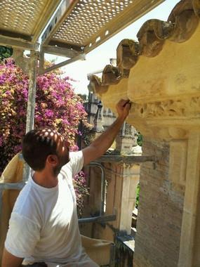 <!--:es-->Nueva técnica para restaurar fachadas de edificios históricos con sus materiales originales<!--:-->
