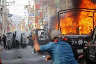 <!--:es-->Empresarios mexicanos piden el fin de la violencia en el país<!--:-->