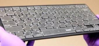 <!--:es-->Un teclado que reconoce al usuario, se autorrecarga y repele la suciedad<!--:-->