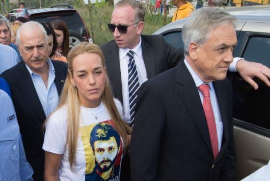 <!--:es-->Impiden a expresidentes de Chile y Colombia visitar a opositor venezolano Leopoldo López<!--:-->
