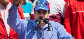 <!--:es-->Maduro arremete contra expresidentes de México, Colombia y Chile<!--:-->