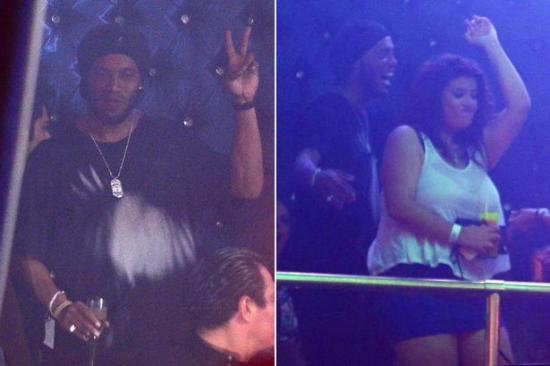 <!--:es-->Sorprendieron a Ronaldinho de fiesta en Cancún<!--:-->