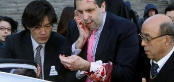 <!--:es-->US Ambassador Mark Lippert Attacked in South Korea<!--:-->