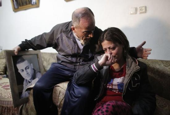 <!--:es-->Family of Palestinian Man Killed by ISIS Says He Wasn't Spying for Israel<!--:-->