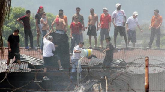 <!--:es-->Motín en penal de Honduras deja al menos tres muertos y 13 heridos<!--:-->