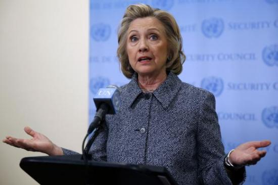 <!--:es-->Hillary Clinton blasts Republicans over Iran nuclear letter<!--:-->