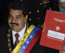Asamblea Nacional aprueba poderes especiales para Nicolás Maduro