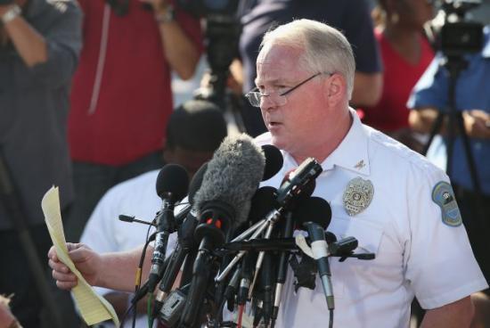 <!--:es-->Renuncia el jefe de la policía de Ferguson<!--:-->