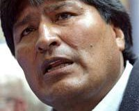 <!--:es-->Bolivian Leader claims assassination attempt<!--:-->