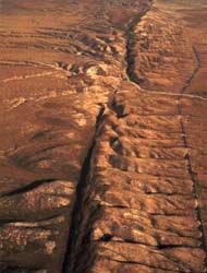<!--:es-->Falla de San Andrés originaría terremoto en California!<!--:-->