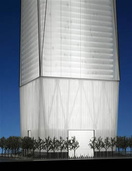<!--:es-->Freedom Tower will row on people, architect says<!--:-->