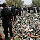 <!--:es-->Hundreds killed in stampede near Baghdad mosque<!--:-->