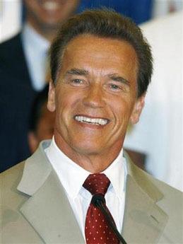 <!--:es-->«Chamaleon»: Schwarzenegger show green in Campaign<!--:-->