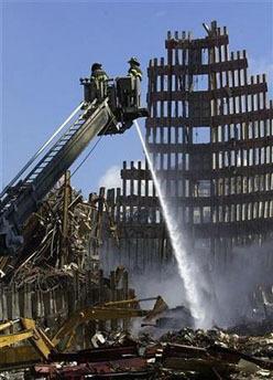 <!--:es-->Ceremony Commemorates Fifth Anniversary of 9/11<!--:-->