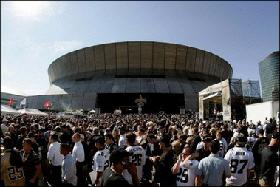 <!--:es-->El Superdome reabrió en New Orleans<!--:-->