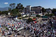 <!--:es-->Marchan en Oaxaca en favor de Ruiz<!--:-->