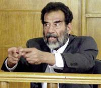 <!--:es-->Facing gallows, Saddam offers «sacrifice» for Iraq<!--:-->