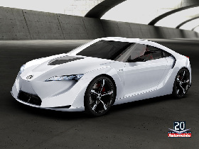 <!--:es-->Toyota FT-HS Concept debuts at the 2007 North American International Auto Show<!--:-->