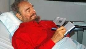 <!--:es-->Afirma Cuba que Fidel se recupera!<!--:-->