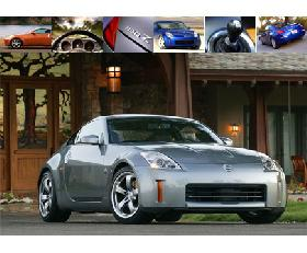 <!--:es-->2005 Nissan 350Z The Sports Car<!--:-->