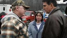 <!--:es-->Just one survivor at W. Virginia mine<!--:-->
