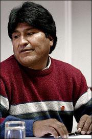 <!--:es-->Washington wants talks with Bolivia's Morales: US official<!--:-->
