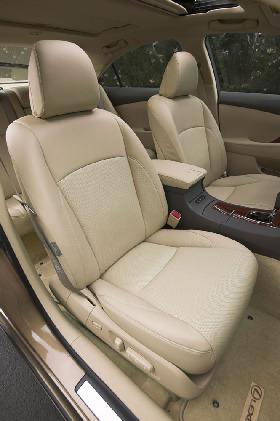 <!--:es-->2007 Lexus ES-GS: es su 5a. Generación<!--:-->