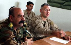 <!--:es-->Progress steady, Marines meet with Iraqi leaders, discuss security in Haditha Triad region<!--:-->