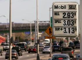 <!--:es-->US says gas may hit $3 a gallon<!--:-->
