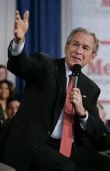 <!--:es-->Bush: Iran letter doesn't answer nuclear question<!--:-->