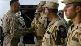 <!--:es-->Marines bid adieu to protectors of Haditha Dam<!--:-->