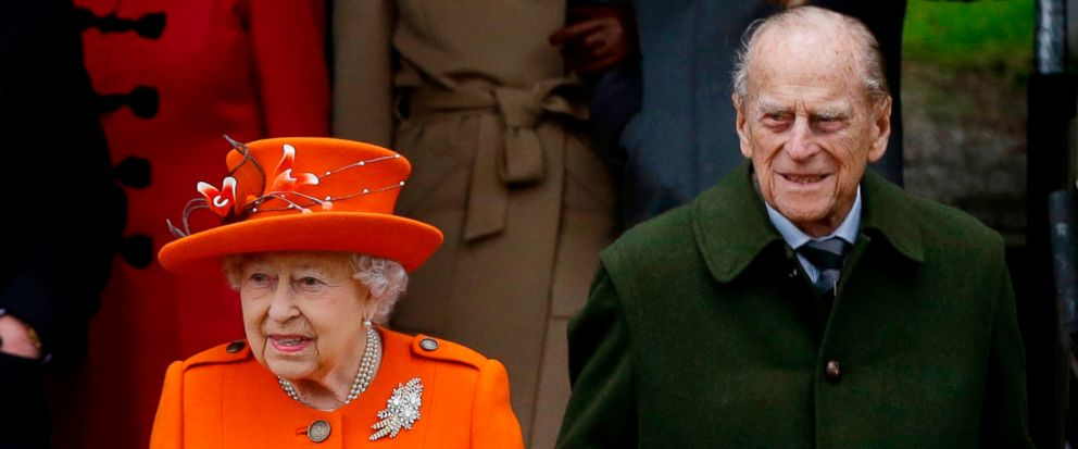 Queen Elizabeth's husband Prince Philip OK after hip surgery