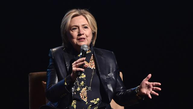 Clinton: 'Fox News is always trying to impeach me'
