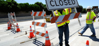 Several Closures set for lowest Stemmons Proyect next week in Downtown Dallas