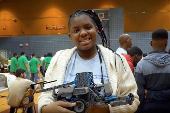 Expanding robotics program offers  opportunities for  special-ed students