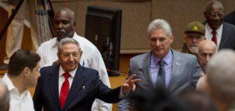Díaz-Canel se convierte en el nuevo presidente de Cuba