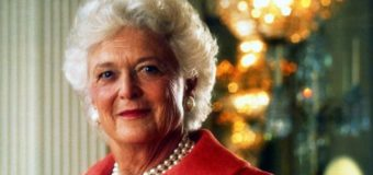 Barbara Bush, wife of 41st president and mother of 43rd, dies at 92