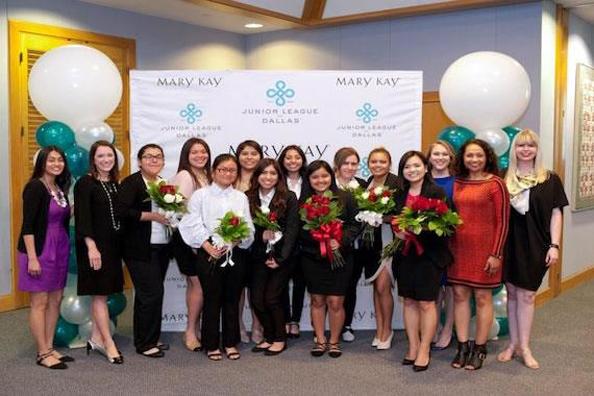Ten outstanding  seniors get $40,000 in scholarships  from Women LEAD