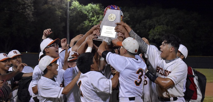 North Dallas High School wins baseball championship