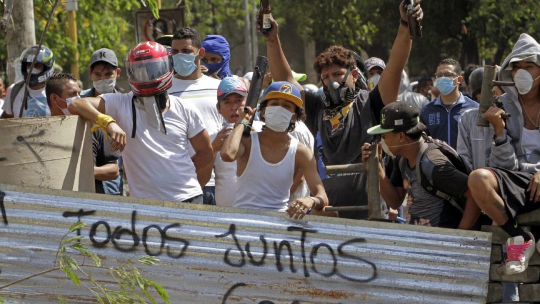 Upoli: el centro neurálgico de la protesta  estudiantil contra el gobierno de Daniel Ortega