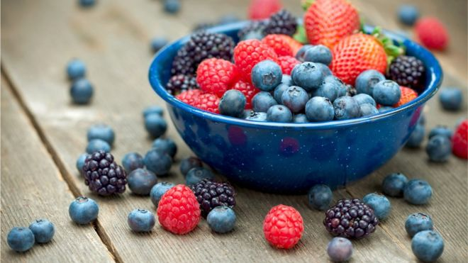 The foods that might help with dementia