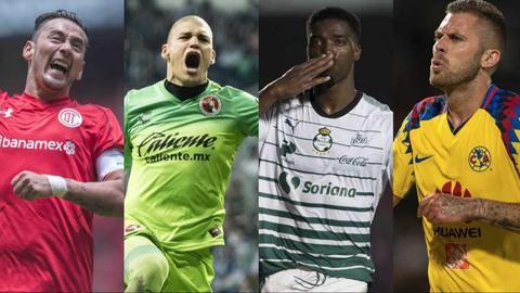 La 'división del norte' contra la del centro, en el camino al título del Clausura 2018