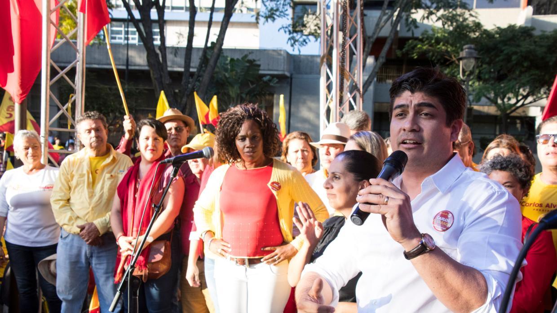 Jóvenes, mujeres y gays en el poder: la revolución  silenciosa del nuevo gobierno de Costa Rica