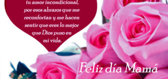 Feliz Día de las Madres!!!