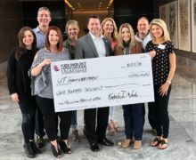 Kids Shouldn't Have Cancer Foundation Donates  $100,000 to UT Southwestern Medical Center
